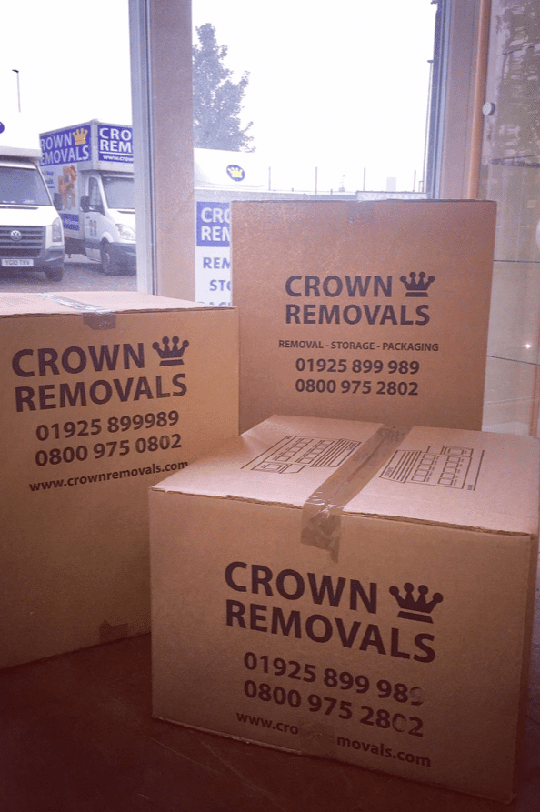 House Removals in Stockton Heath