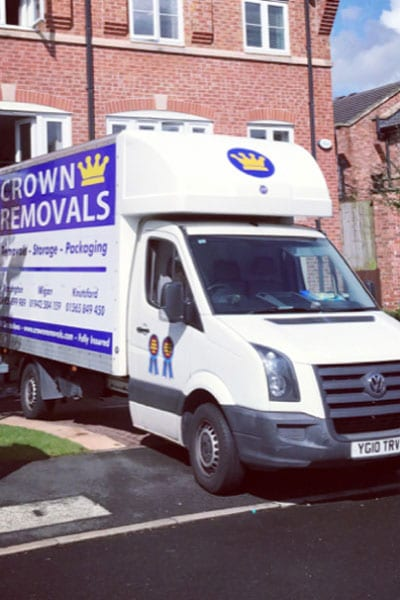 Office and Home Removals in Burtonwood