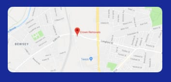 crown removals location