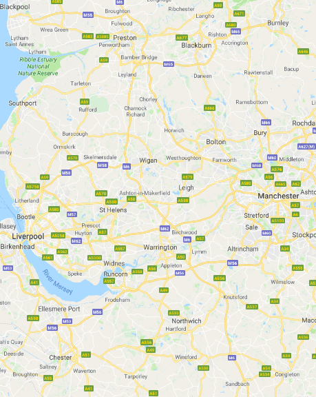 Areas We Cover Crown Removals
