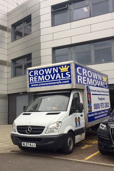 office removals company Cheshire