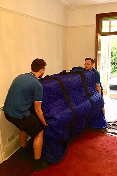 Piano Removals Near Warrington